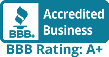 A+ Rating by BBB for Estates Tree Service